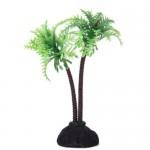10cm-Kokosnuss-Baum-Kunststoff-Aquarium-Pflanzen-ornament-fr-Fisch-Tank-0