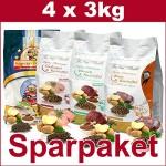 4-x-3kg-Hundefutter-Getreidefrei-Qualitts-Trockenfutter-ohne-Getreide-Mit-den-Sorten-Hirsch-Ente-Fisch-Geflgel-der-bekmmlichen-Kartoffel-Beste-Qualitt-0