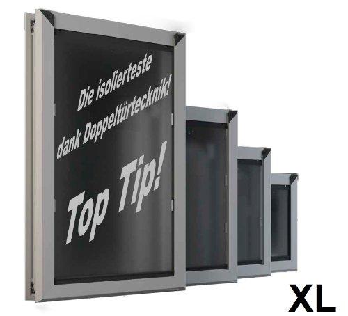 dd9xl pro hundeklappe mit doppelt rtechnik gegen zugluft. Black Bedroom Furniture Sets. Home Design Ideas