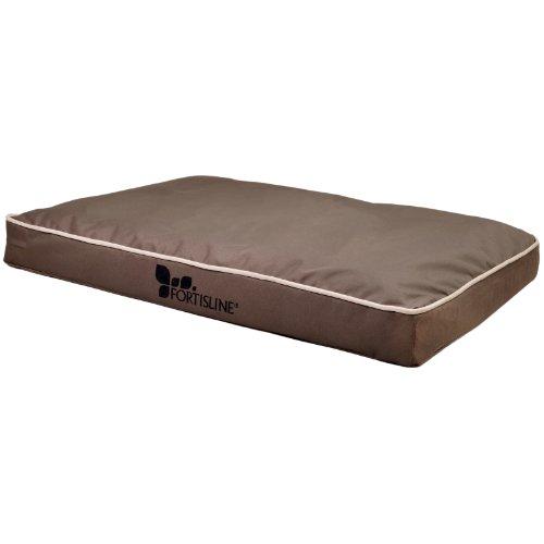 hundematte hundebett o 39 ahu l 100x70cm braun w307 01 haustier kaufenhaustier kaufen. Black Bedroom Furniture Sets. Home Design Ideas