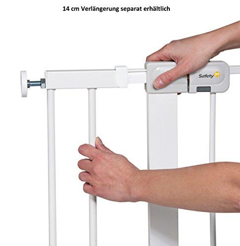 safety 1st quick close plus praktisches t rschutzgitter. Black Bedroom Furniture Sets. Home Design Ideas