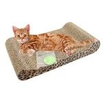 Pet-Cat-Scratch-Bed-Kratzbrett-Schuetzen-Cat-paw-Moebel-Katzenstreu-Katzenminze-0