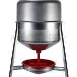30-L-Metall-Automatische-Geflgel-Wasser-Siphon-Hhner-Vorrats-Trnke-Verzinkt-0