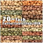 AQUALITY-PREMIUM-Futtertabletten-MIX-20-Sorten-500-ml-Eine-tglich-ausgewogene-Mischung-von-20-verschiedenen-Futtertablettensorten-fr-Ihre-Aquarium-Fische-Leckeres-Fischfutter-in-Premium-Qualitt-0