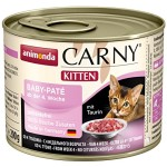 Animonda-Katzenfutter-Carny-Kitten-Baby-Pate-6er-Pack-6-x-200-g-0