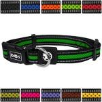 DDOXX-Hundehalsband-Reflektierend-Air-Mesh-fr-groe-Kleine-Hunde-Katzenhalsband-Halsband-Halsbnder-Hundehalsbnder-Hund-Katze-Katzen-Welpe-Welpen-klein-breit-bunt-Grn-S-0