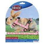 Trixie-61491-Kaninchengarnitur-stufenlos-verstellbar-25-44-cm10-mm120-m-0