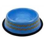 A-Crouded-Coop-Star-Trek-Uniform-Dog-Bowl-Blue-Hundenapf-0