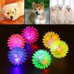 Eletam-Schne-Hund-Welpen-Katze-Haustier-Igel-Ball-Gummi-Glocke-Sound-Ball-Kreative-Lustige-Spielen-Spielzeug-Fr-Haustiere-Angenehme-Geschenke-0