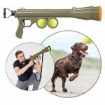 Pro-PetCare-Ball-Schleuder-fr-Hunde-Ballkanone-mit-15m-Reichweite-wasserfestes-Hunde-Spielzeug-inkl-2-Blle-0