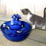 AA-pet-water-dispenser-CWYSJ-Keramik-Katze-Trinkbrunnen-Heimtierbedarf-Automatische-Zirkulierende-flieende-Fontne-fr-Kleintiere-Farbe-blau-0