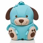 Pandana-Kinderrucksack-Hubert-Hund-mit-Brustgurt-fr-Jungen-und-Mdchen-im-Kindergarten-oder-Kita-fr-2-bis-5-Jhrige-aus-isolierendem-Neopren-mit-Anti-Lost-System-0