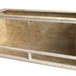 Elmato-12025-Holz-Terrarium-Holzterrarium-Terrarien-fr-Schildkrten-150x60x60cm-komplett-aufgebaut-0
